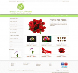 Barbara's Flowers is a family-owned and operated florist in NYC