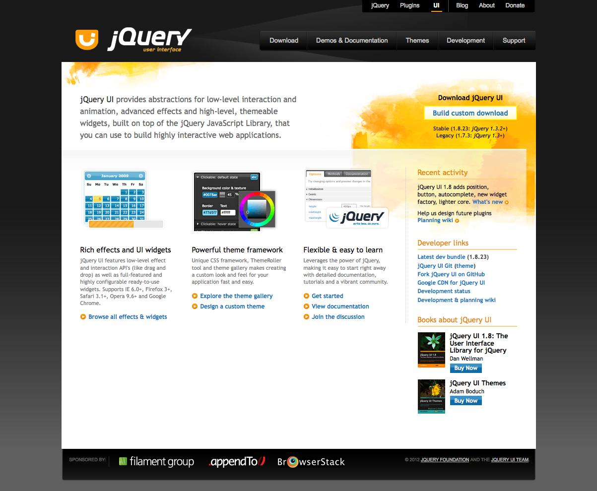 21+ best & latest premium jquery plugins for free download | free.